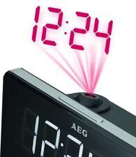 AEG digitale Quarz-Wecker (batteriebetrieben)