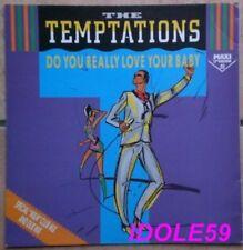Vinyles maxis The Temptations