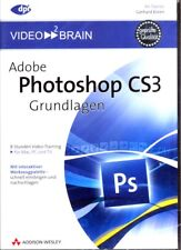 Video 2 brain Adobe Photoshop cs3 bases (Mac, PC et TV) + interactif We...