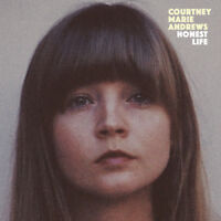 "Courtney Marie Andrews : Honest Life VINYL 12"" Album (2017) ***NEW***"