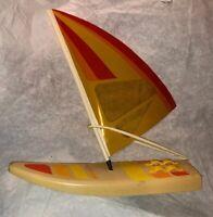 Playmobil 3584 PM Glider Windsurfer Sail Vintage!