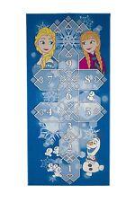 Kinder Teppich Kinderteppich mit Anna und Elsa - Eiskönigin - Frozen Hüpfteppich