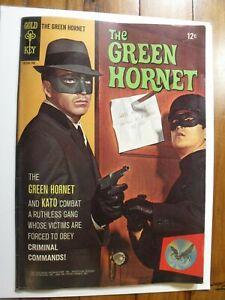 GREEN HORNET #1- 1966, Gold Key- Silver Age Comic