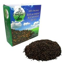 Organic Premium Buckwheat Pillow Replacement Hulls Zen Chi 100% Buckwheat Hulls