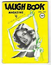 Charley Jones Laugh Book Vol. 12 No. 9 April 1957 - Jayhawk Press