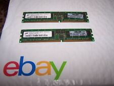 HP PC-3200 512 MB DIMM 400 MHz DDR SDRAM Memory (373028-051)
