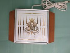 Vintage Georges Briard Mid Century Dove Pattern Food Warmer Hot Butler Model #1A