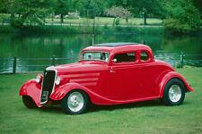 Ford 778099 1934 2 porte coupe hot rod zz top replica A4 imprimé photo