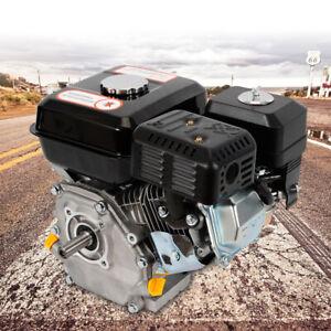 4-Takt Ndustrie-Ersatzmotor 7,5 PS Gasmotor OHV Motor mit Ölalarm Ersatzmotor