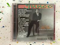 JUNCO 2 CD CUORE ZINGARO CORAZON GITANO MUY RARO Y UNICO EN EBAY!!