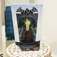 ARKHAM ORIGINS Killer Croc ACTION FIGURE - NEW
