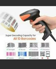 More details for tera 1d 2d qr barcode scanner usb with charging cradle brand new