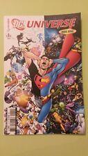 comics DC universe hors série n°1