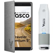 "Vasco Traveler Premium 5"" + scanner: voix traducteur, GPS, téléphone, guide"