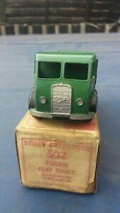 Dinky foden trucks 1st type