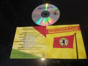 STRUMMERVILLE SUMMER SESSIONS SHOWCASE 2010 RARE PROMO CD (JOE STRUMMER)
