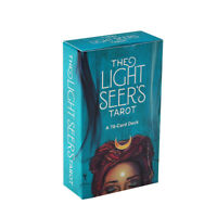 The Light Seer's Tarot Healing Tool Provide Guidance Traditional Cards Deck 78