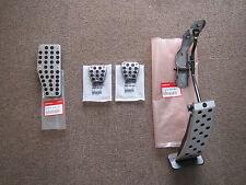 HONDA ACCORD EURO R CL7 ACCELERATOR BRAKE CLUTCH PEDAL FOOTREST 17800-SEA-R01