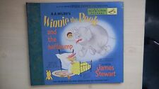 RCA Victor Upside-Down 2-Record Set WINNIE THE POOH& the HEFFALUMP 78rpm 1951