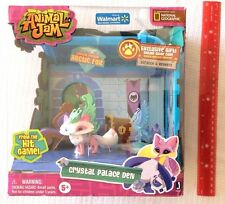 ANIMAL JAM ~ CRYSTAL PALACE DEN Exclusive ARCTIC FOX Ldt Game Code NEW 2016