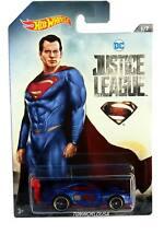 2017 Hot Wheels DC Justice League #1 Power Pro Superman