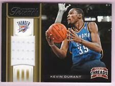 KEVIN DURANT 2012-13 THREADS JERSEY #50 THUNDER