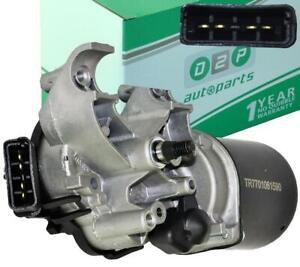 FRONT WINDSCREEN WIPER MOTOR FOR RENAULT CLIO MK3 GRANDTOUR TWINGO 7701061590