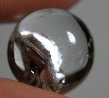 Rare Quartz Phantom, Crystal inside Crystal 15.30ct 16mm, Brazil,Manifestation