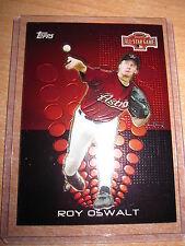 ROY OSWALT BASEBALL CARD ALL STAR GAME TOPPS N° 5 FOIL MINT 2004