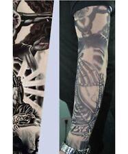 PunkJewelry Fashion Tattoo Ärmel BETENDE HÄNDE im 2er SET