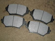 Mazda MX-5 mk3 front disc brake pads, MX5 NC 1.8 & 2.0, 2005- pad set, 4 x pads