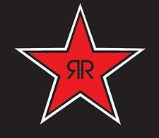 """(2) 20"""" ROCKSTAR ENERGY vinyl Decal sticker any size color surface car  S553"""