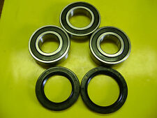 1991-2003 KAWASAKI NINJA ZX-7 ZX-7R ZXRR REAR WHEEL BEARING & SEAL KIT 251