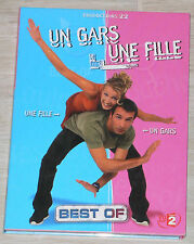"Coffret DVD ""Un gars une fille Best of"""