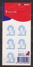 NVPH Nederland Netherlands V 1492 B MNH hangboekje Beatrix 1,10 Gulden 2001