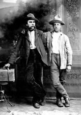"PHOTOGRAPHIE,  ""Rimbaud et Verlaine"", Bruxelles 1873"