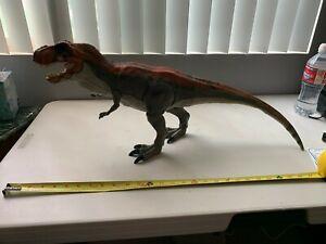 Jurassic Park Tyrannosaurus Bull TRex Toys-R-Us Exclusive 2009 (Very Rare)