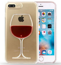 Estuche Funda Forros Vaso de Vino Wine Case Cover Para iPhone 6 Plus / 6S Plus