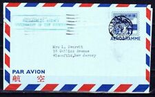Used Air Mail Stamps