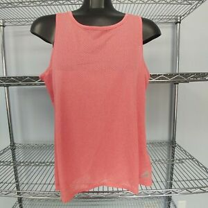 NEW! Adidas Response Mesh Tank Top - Women's Sizes XS-XL, All Colors (MSRP $30)