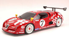 Alfa Romeo Scighera 1997 Rosso Alfa Limited Edition 200 pcs 1:18 Model