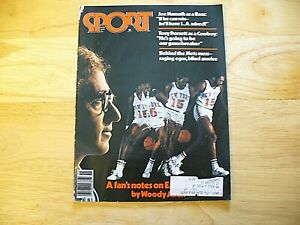 "Sport Magazine - November 1977 - ""Earl Monroe"" - VINTAGE"