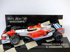 Minichamps Panasonic Toyota Racing TF107 R.Schumacher 2007