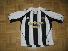 Newcastle United Adidas 2005/07  Football Shirt size 164 , 32/34 , 14A