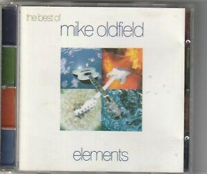 Mike Oldfield - Elements, Best of...  (Virgin 1993)