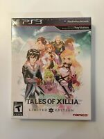 Tales of Xillia Limited Edition (Sony PlayStation 3 PS3 2013) Namco - NEW SEALED