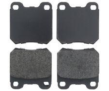 Disc Brake Pad Set-Element3; Metallic Rear Raybestos PGD709AM
