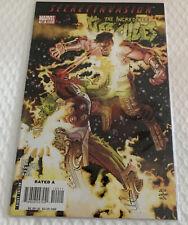 The incredible Hercules secret invasion Marvel comic #120