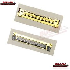 Para MacBook Pro a1286 a1297 LCD LED LVDS cable Connector puerto conector