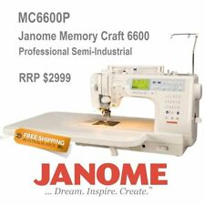 Janome Industrial Craft Sewing Machines